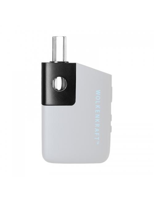 Wolkenkraft FX Mini Mundstück-Set, halb-schwarz