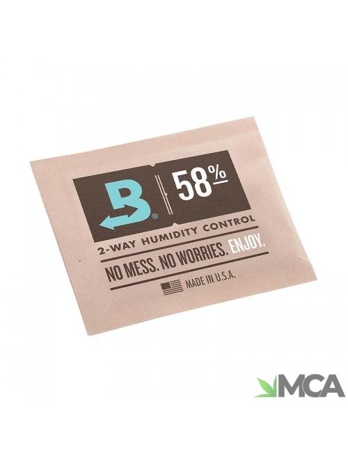 Boveda Feuchtigkeitsregler 58 % RH, 1 g