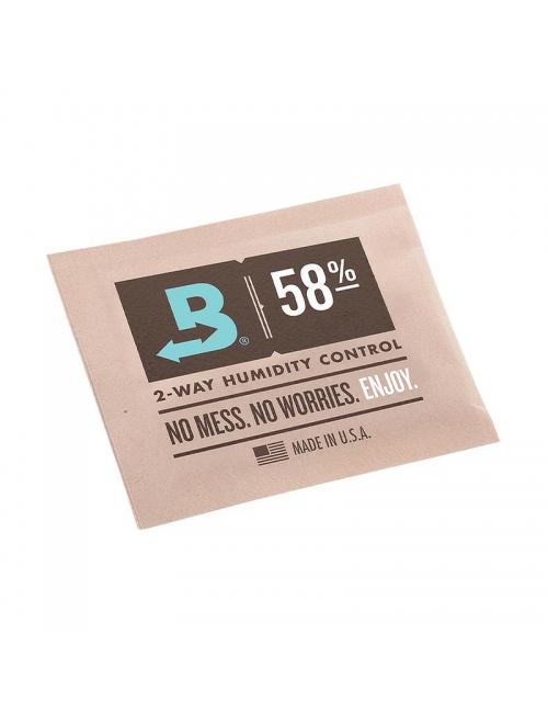 Boveda Feuchtigkeitsregler 58 % RH, 4 g