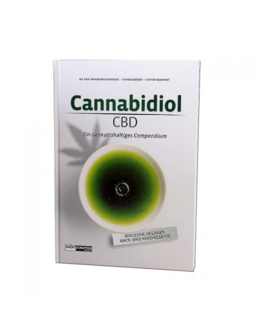 Fachbuch Cannabidiol (CBD): Ein cannabishaltiges Compendium